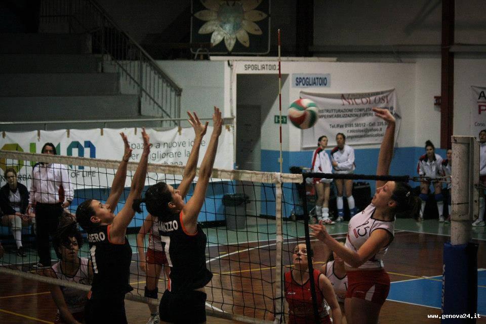 Tigullio Sport Team – Serteco Volley School