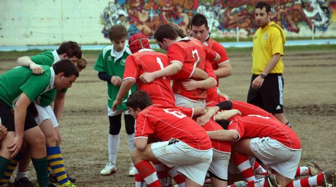 Under 16 del Savona Rugby