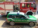 vigili del fuoco e forestale