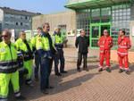 visita delegazioni protezione civile quiliano