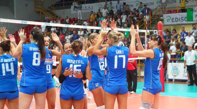 Alassio volley cup