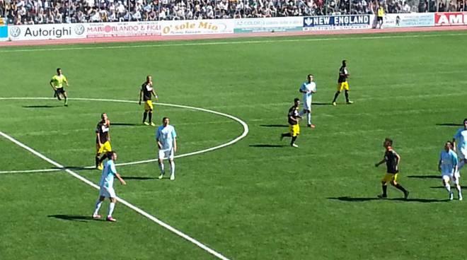 Calcio, Tim Cup: la Virtus Entella si illude, il Padova rimonta e vince 2 a 1