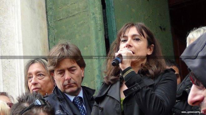 Funerali don Gallo Genova0223