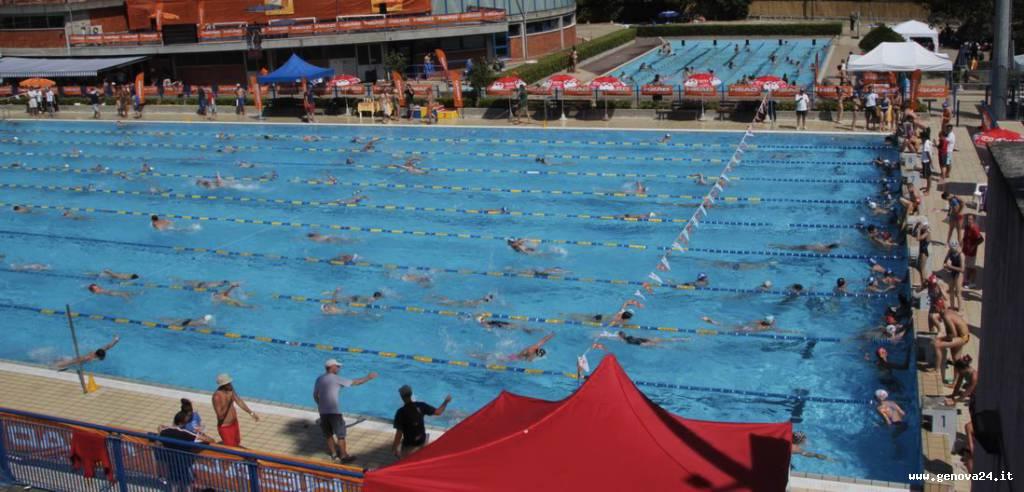 piscina Rapallo nuoto