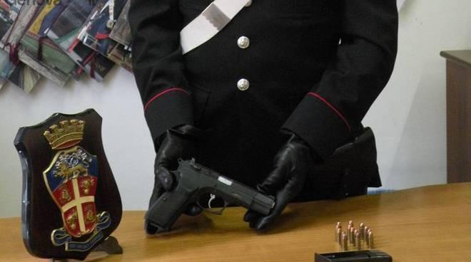 pistola recco