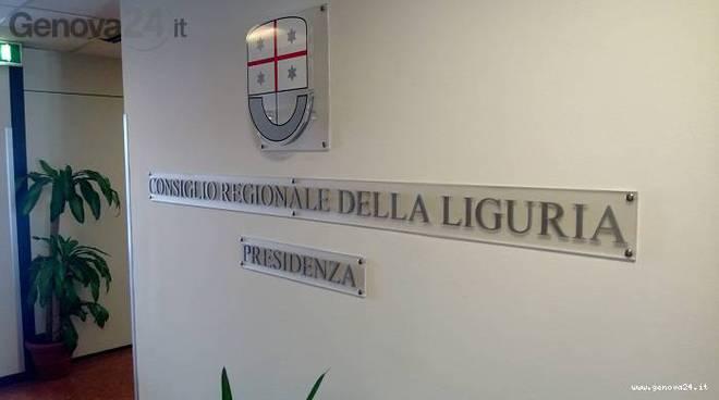 regione ufficio presidenza