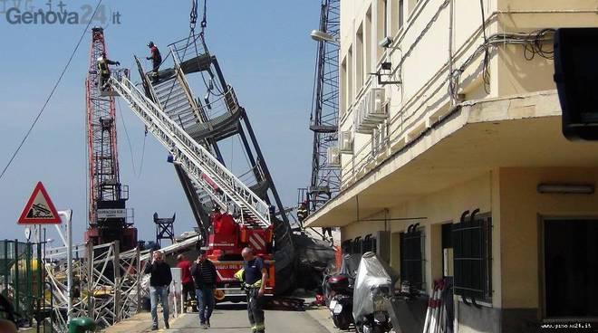 Tragedia Genova Jolly Nero