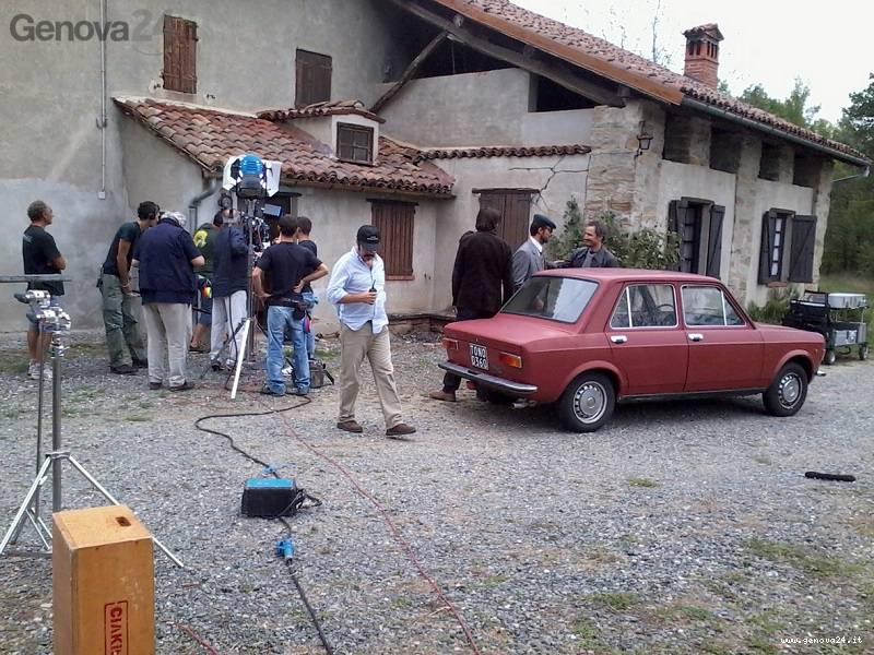 un'auto per il cinema