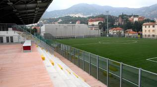 Alassio stadio Ferrando