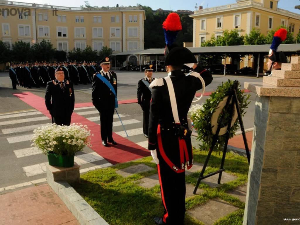 carabinieri celebrazioni