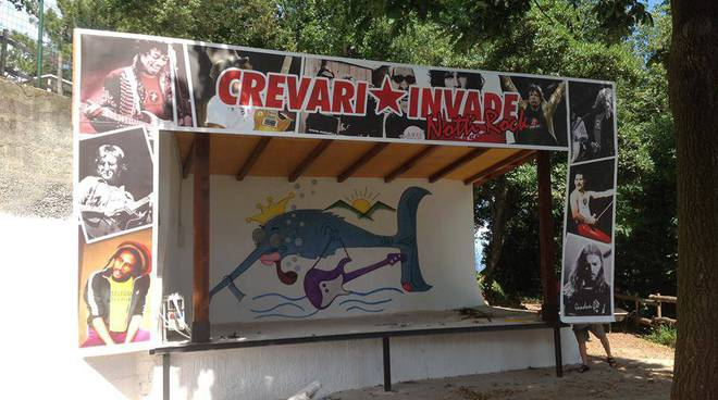 crevari invade