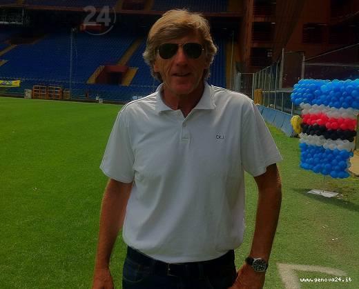derby benefico sampdoria genoa molo giano