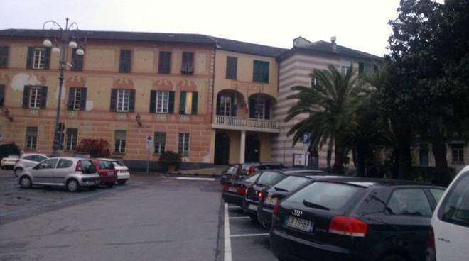 municipio rapallo