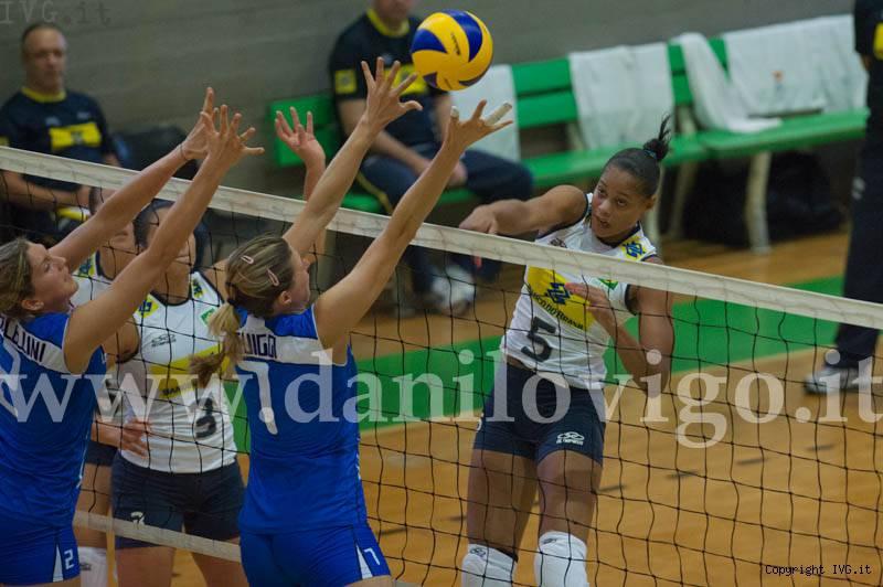 pallavolo femminile italia brasile 2013