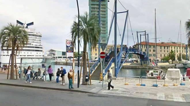 Ponte blu