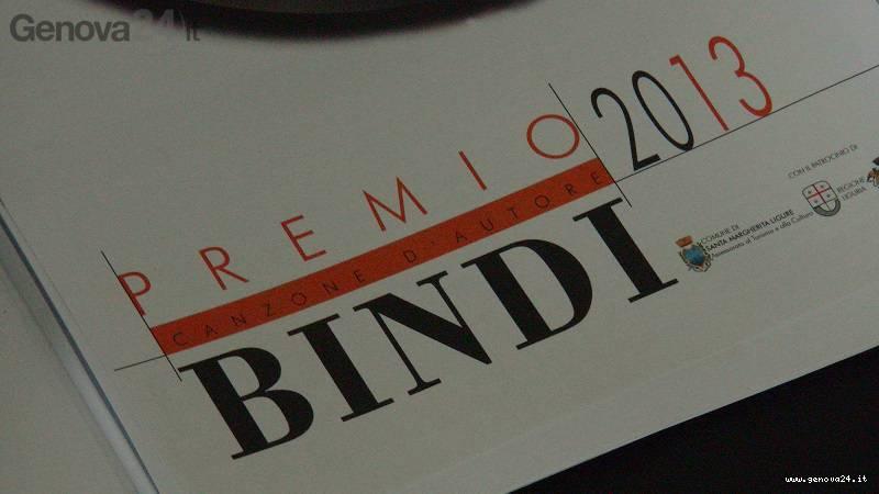 premio bindi 2013 santa margherita ligure