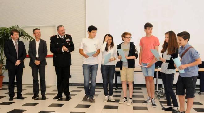 progetto giovani carabinieri