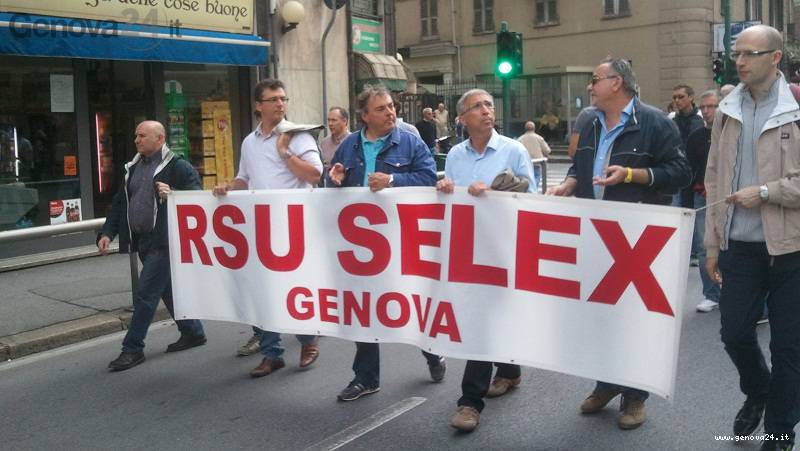 selex es sciopero