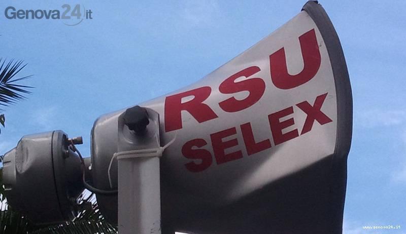 selex es sciopero corteo