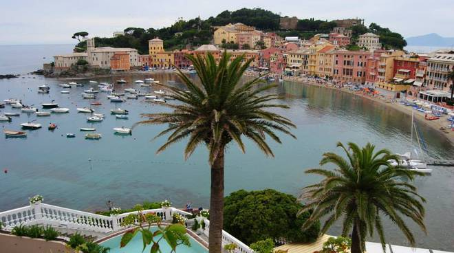 Matrimonio Spiaggia Sestri Levante : Tripadvisor sestri levante in top ten la baia del