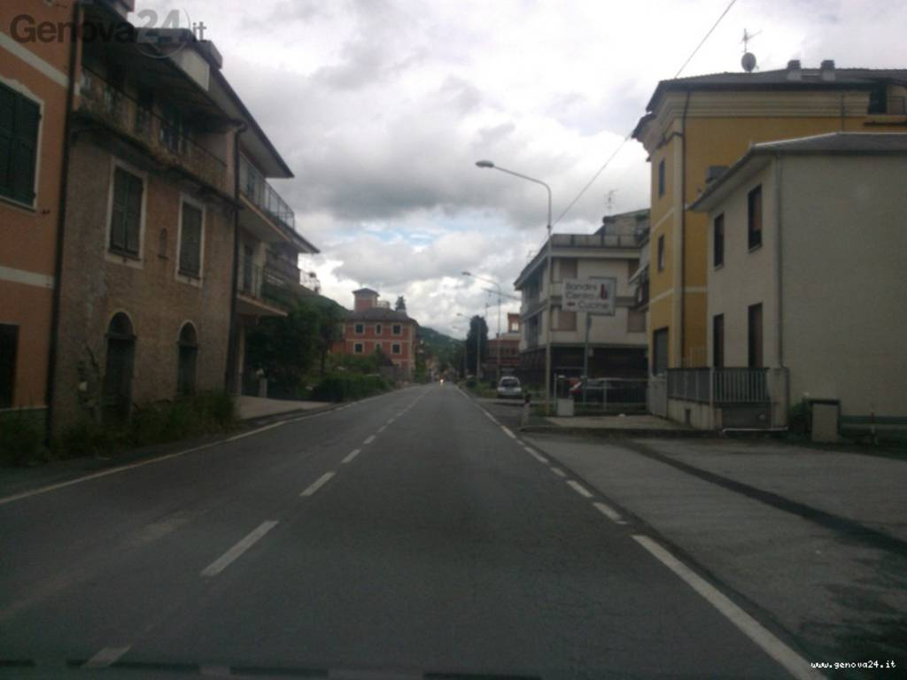 strada provinciale fontanabuona