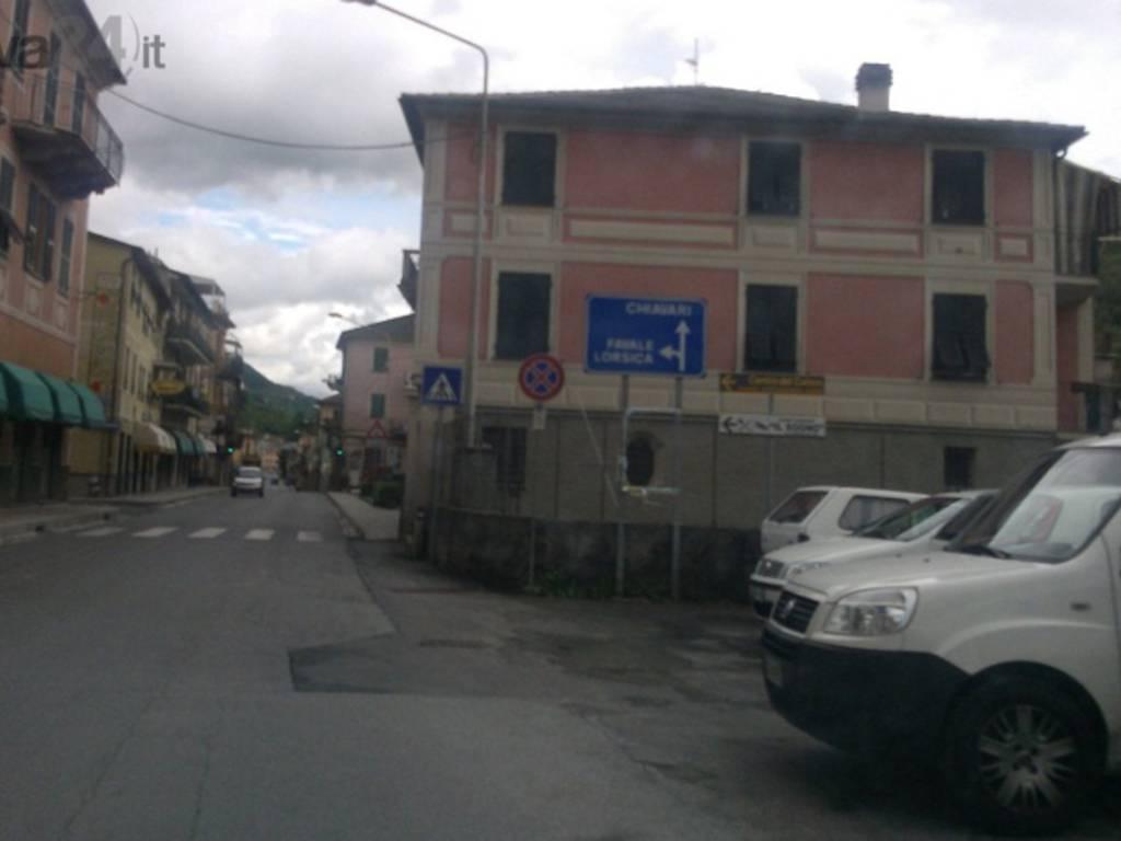 strada provinciale fontanabuona lorsica