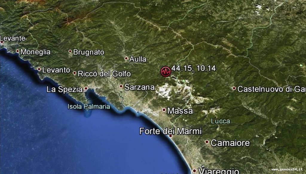 terremoto garfagnana