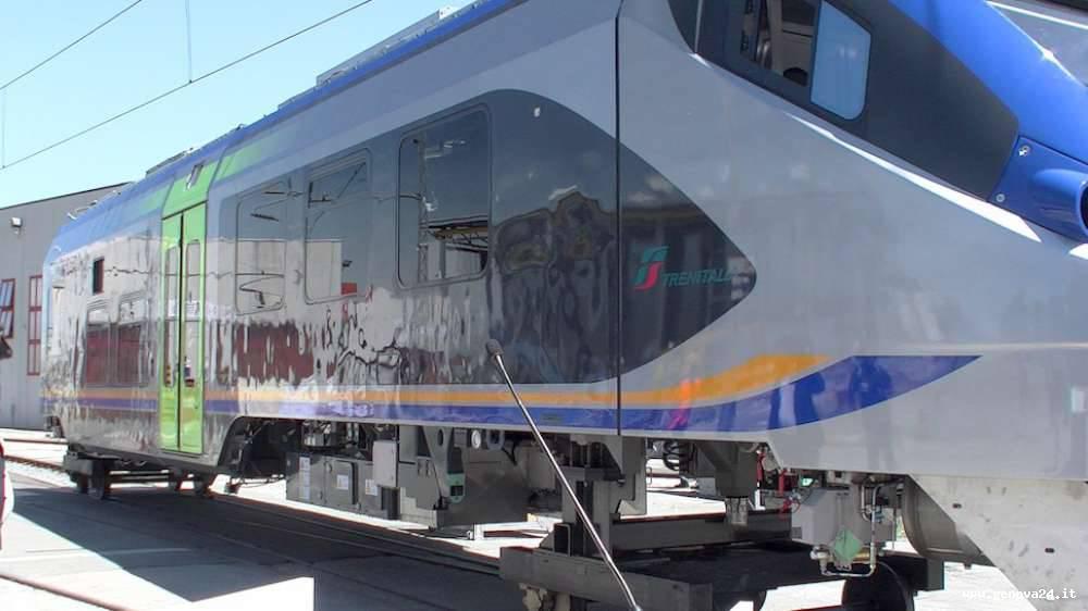 treno nuovo