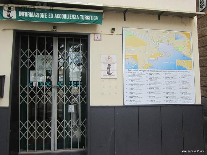 ufficio turistico rapallo