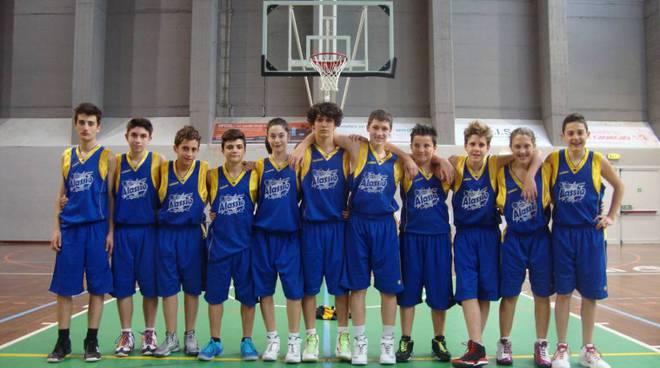 Under 14, l'Alassio
