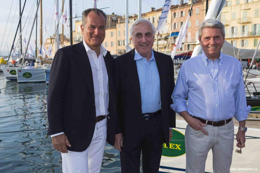 vela Yacht Club Italiano Carlo Croce