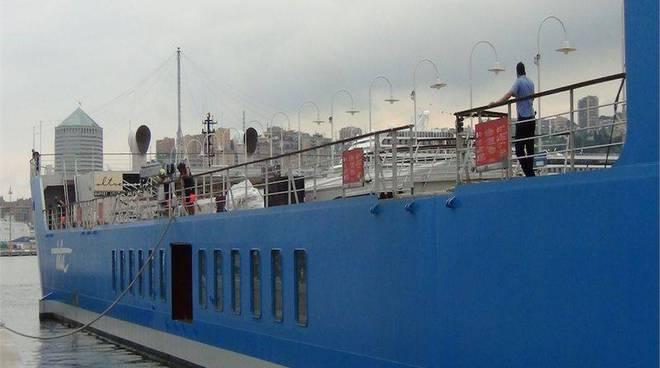 acquario nave italia