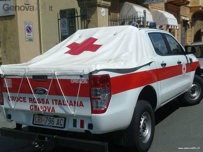 croce rossa genovese