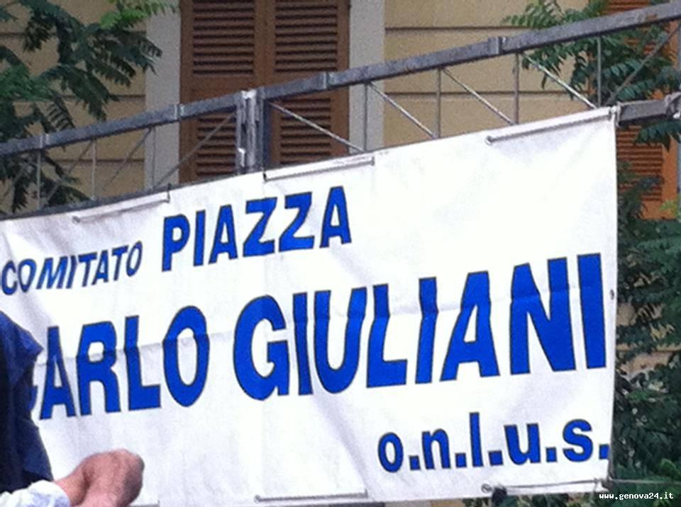 G8 2013 carlo giuliani