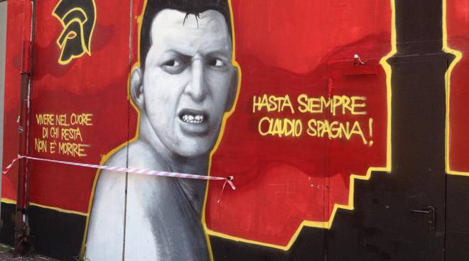 murales spagna via cantore