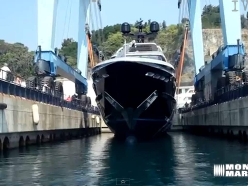 Nameless yacht mondo marine