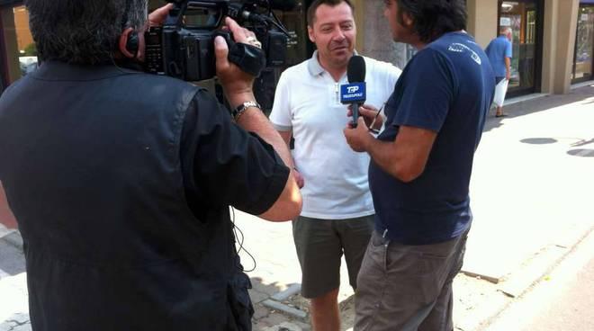 Nucera intervistato da TeleCupole