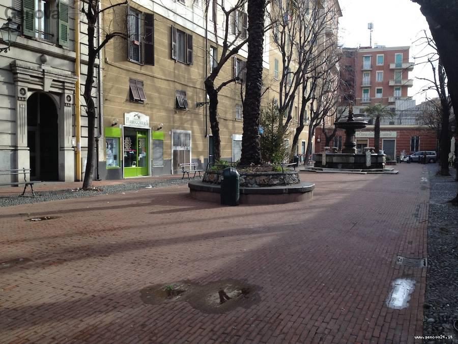piazza settembrin sampierdarena