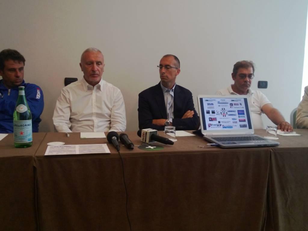 Savona Calcio inizio stagione 2013-2014