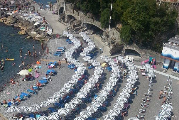 spiaggia zoagli, bagni silvano
