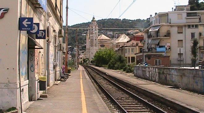 stazione laigueglia