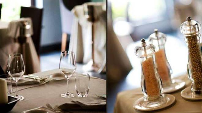 tavolo, ristorante, degustazione
