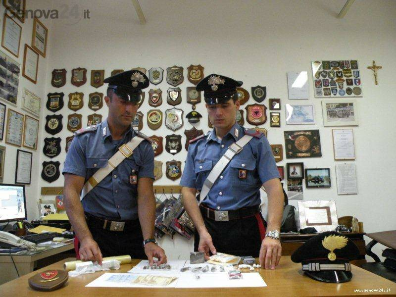 carabinieri santa droga