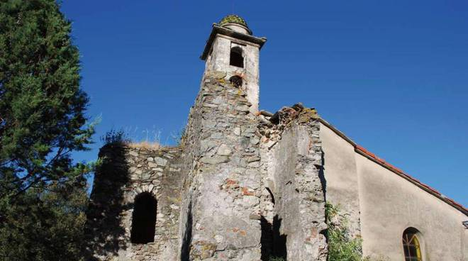 chiesa di Santa Maria Maddalena Ellera