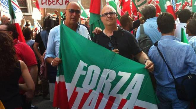 forza italia melgrati