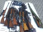 fucili arsenale arenzano