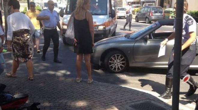 incidente Loano 30 agosto 2013