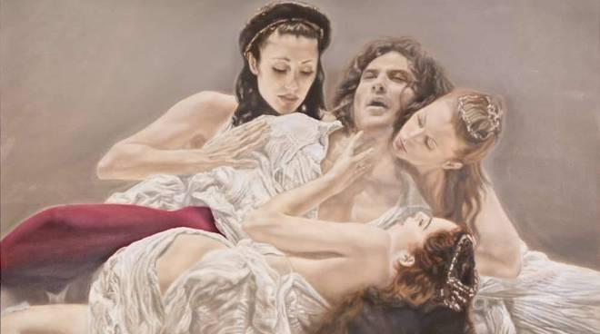 Le opere dell'albenganese Barbara Furfari