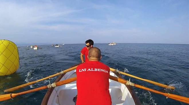 Lega Navale Albenga regata gozzi