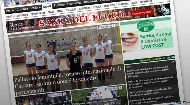 pagina sport